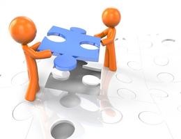 SEO link building team